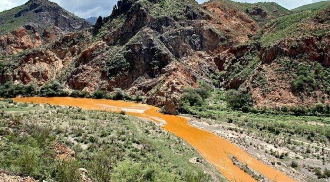Sonora: Grupo México devastó la economía en la cuenca del río Sonora: vecinos (La jornada)