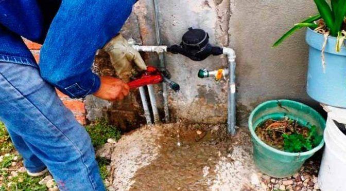 Nayarit: Busca SIAPA más de 20 mil tomas de agua clandestinas en Tepic (NNC.MX)