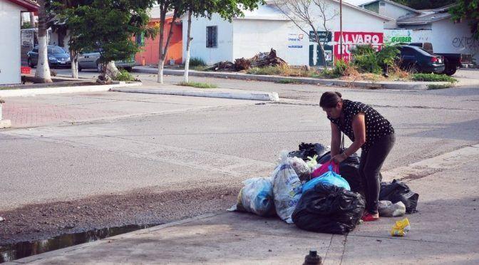 Sinaloa: Denuncian falta de recolección de basura y aguas negras en Topo (Debate)