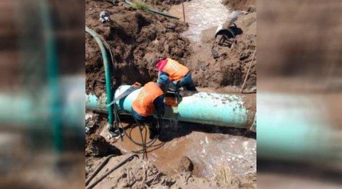 Sonora: Corte de agua al Norponiente afectará a 15 mil usuarios (El Sol de Hermosillo)