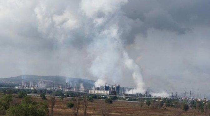 CDMX: Aporta Tula-Tepeji 18% de dióxido de azufre (La Silla Rota)