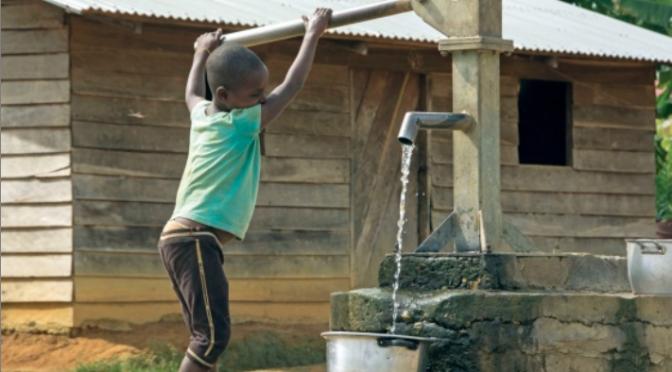 Falta de agua potable amenaza a niños más que la guerra: Unicef (La Jornada Maya)