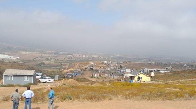 Baja California: Van ejidatarios por segunda etapa de riego con aguas tratadas (Cadena Noticias)