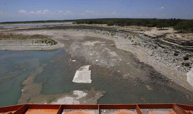 Nuevo León: Revela AyD: ¡Queda agua solo para un año! (El Horizonte)
