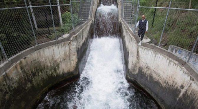 Cutzamala reduce 10% el suministro de agua, afectará a CDMX y Edomex (Político)