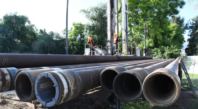 Coahuila: Arranca perforación de cuatro pozos de agua potable en Torreón (El Siglo de Torreón)