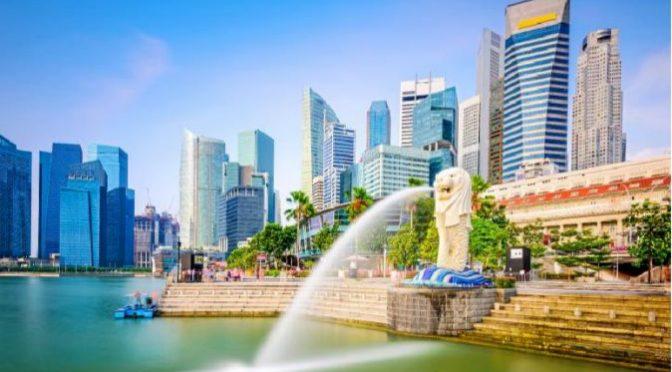 Singapur usa tecnología para resolver escasez de agua (Mercado)
