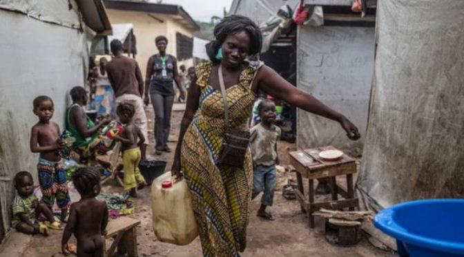 """Madrid: """"Agua"""", una canción para calmar sed en el cuerno de África (El País)"""