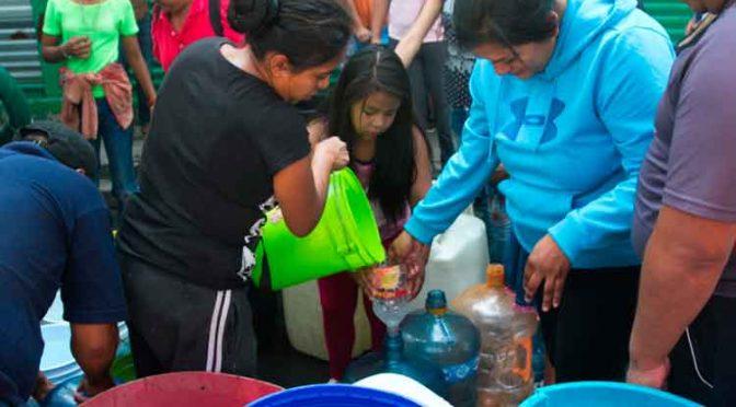 Por esta deuda se quedan sin agua 80% de habitantes en Acapulco (Uno TV)