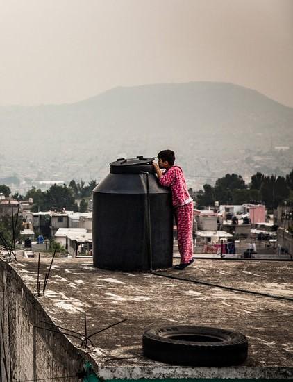Pobreza, escasez de agua y salud en la Ciudad de México