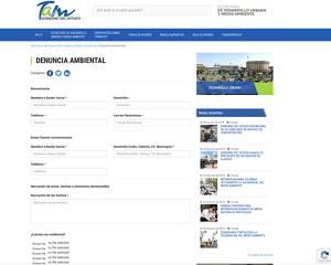 Tamaulipas: Abre SEDUMA sitio web para denuncias ambientales (La prensa.mx)
