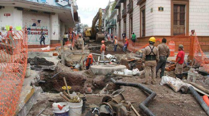 Veracruz: Hoy se reestablecería el servicio de agua en el centro de la ciudad (Diario de Xalapa)
