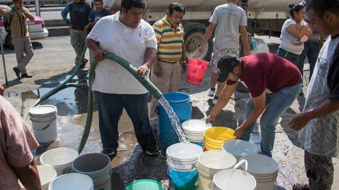 CDMX: Este jueves inicia la reducción de agua (Excelsior)