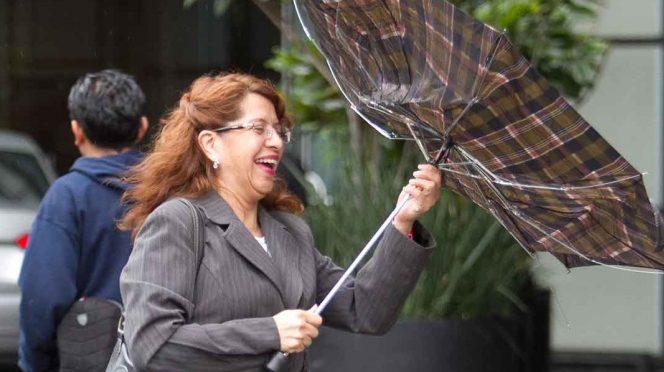 ¡Aguas! Se esperan lluvias en el centro y sur del país (Excelsior)
