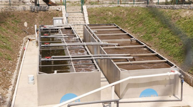 Veracruz: Recibe Firiob 40% de aguas residuales de Orizaba (El Mundo)