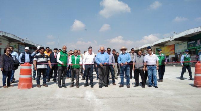 CDMX: Renueva infraestructura la Central de Abasto (Contra Réplica)