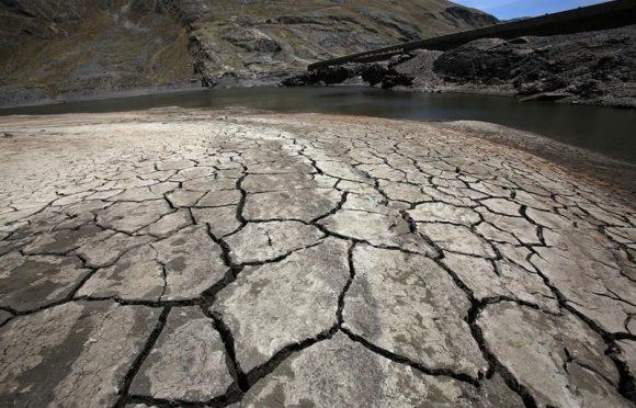 Tampico: Empeoró la sequía crisis del agua: Pinto (El Diario)