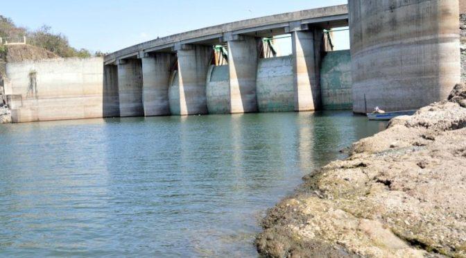 CDMX: Alerta por déficit de agua en presas (El mañana)