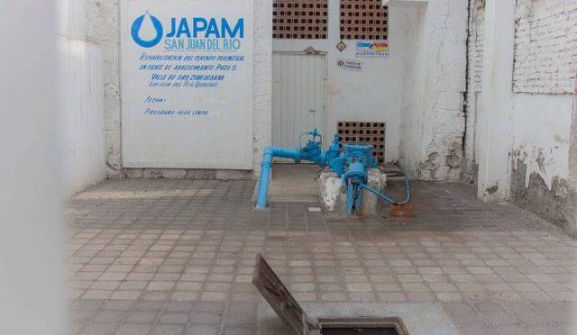 San Juan del Río: Extracción de agua se complica más: JAPAM (El Sol de San Juan del Río)