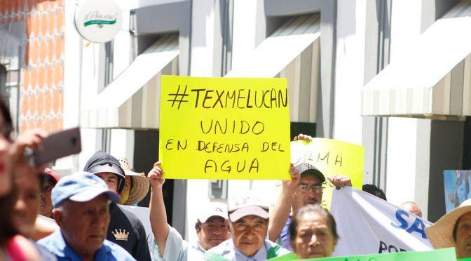 Puebla: Se agudiza conflicto social en Texmelucan por la desprivatización del agua en 11 juntas auxiliares (La jornada de Oriente)