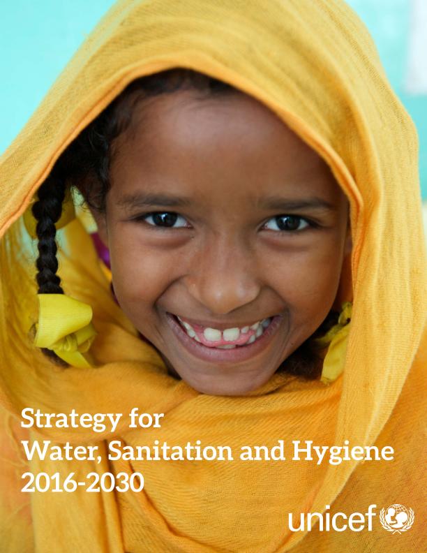 Estrategia de Agua, Saneamiento e Higiene 2016–2030