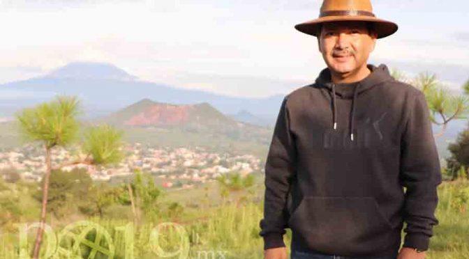 Puebla: Requerimos 3mdp para el rescate hidríco del cerro Zapotecas: Arriaga (Paralelo 19)