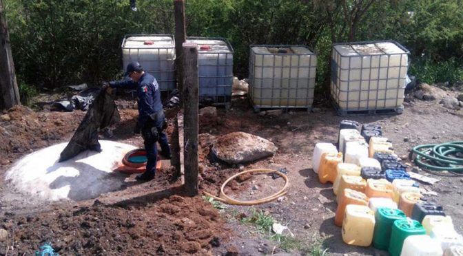 Nuevo León: Se duplica 'huachicoleo' de agua potable en NL (Eje Central)