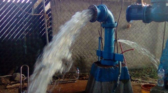 Morelos: Renovará Sistema de Agua Potable de Jiutepec equipo de bombeo en 16 pozos (La Unión)
