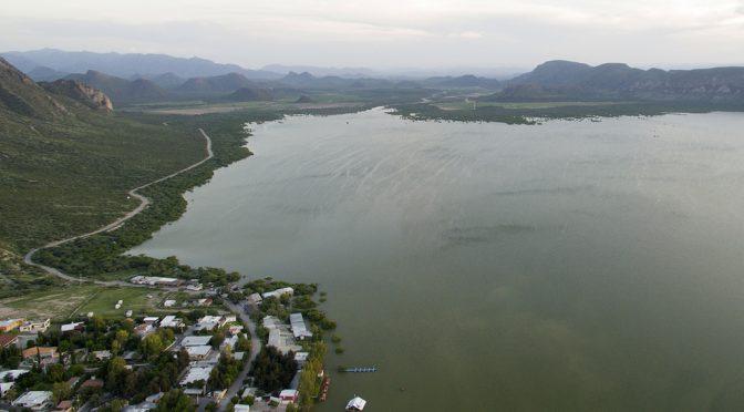 Coahuila: Ven potabilizadora como 'mejor opción' contra desabasto y arsénico en el agua (El Siglo Coahuila)