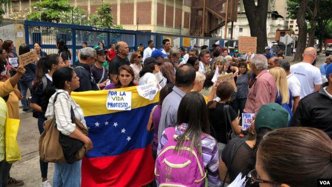 Venezuela: ¿Cuántas protestas se registraron en agosto y cuáles son las demandas? (Voz de América)