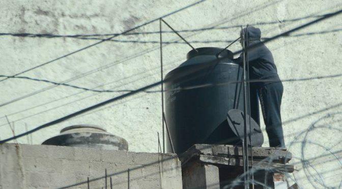 Toluca: Ante crisis del agua, necesario cambiar hábitos de consumo (El Sol de Toluca)