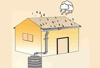 Propuesta de plan para la captación de agua de lluvia en techumbres de la Ciudad de México y recomendaciones técnicas