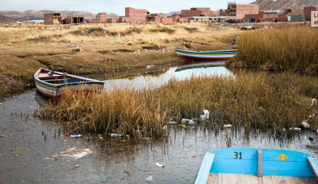 Bolivia: Lago Titicaca, otra víctima de la contaminación y el cambio climático (El Universal)