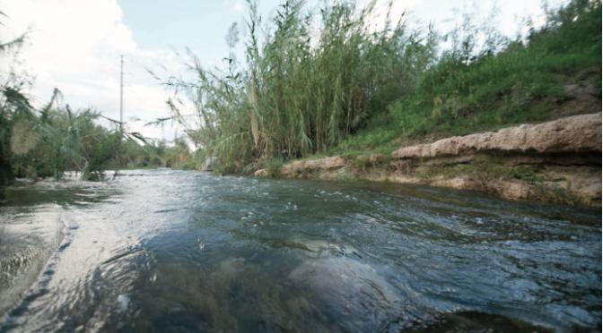 Coahuila: Renace el Río Monclova (La Voz)