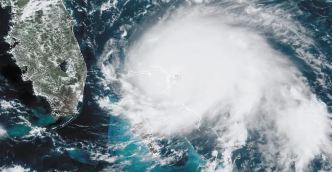 San Juan: Dorian arrasa islas en las Bahamas (El Universal)