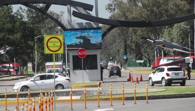 """CDMX: Hay mucho """"jolgorio"""" sobre Santa Lucía: Semarnat (El Universal)"""