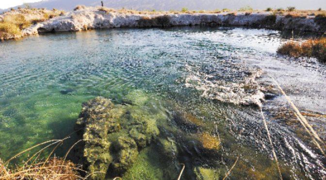 Coahuila: Alarma sequía en cuatro cienegas (Notimex)