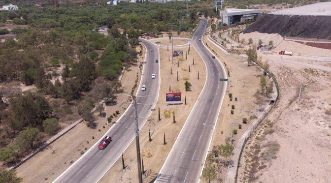 San Luis Potosí: Dren central del Río Santiago dará manejo sustentable del agua (Frontal noticias)