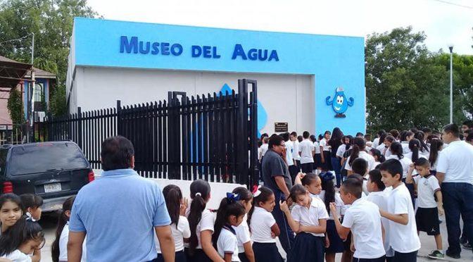 Coahuila: Proponen que museo del agua sea sitio turistico (La voz)