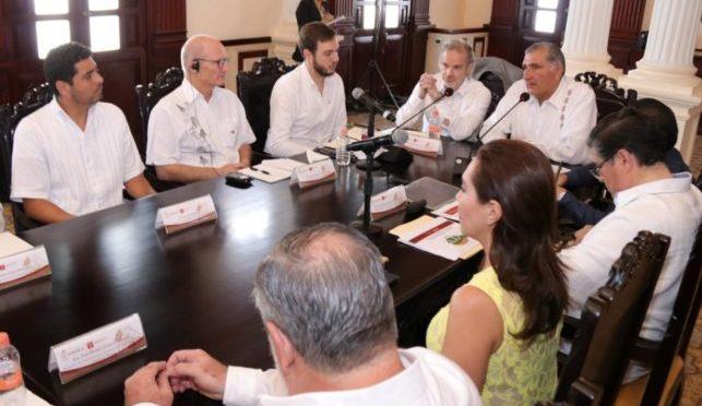Tabasco: Atraen oportunidades de inversión en el estado a siete embajadores (Diario de Tabasco)