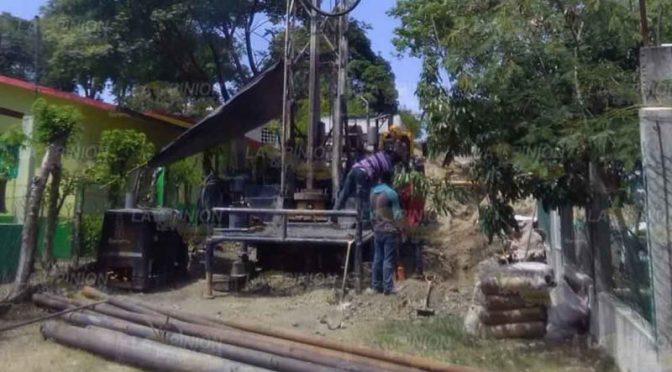 Veracruz: Lanzan SOS por falta de agua en Acosta Lagunes (La Opinión de Poza Rica)