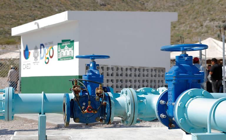 Durango: Buscan garantizar agua saludable en La Laguna (El Sol de Durango)