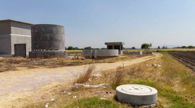 Querétaro: Alistan proyecto de planta tratadora en Pedro Escobedo (El Sol de San Juan del Río)