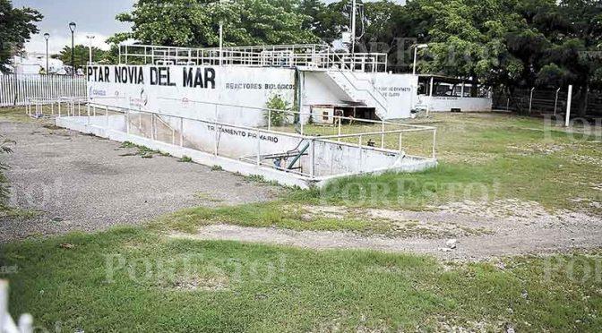 Nulo saneamiento en Campeche (Por esto!)