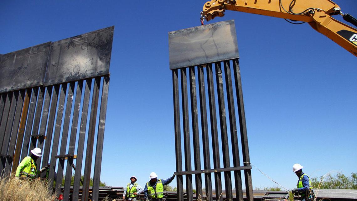 Estados Unidos: Construcción del muro de Trump podría secar manantial (Progreso Hispano)
