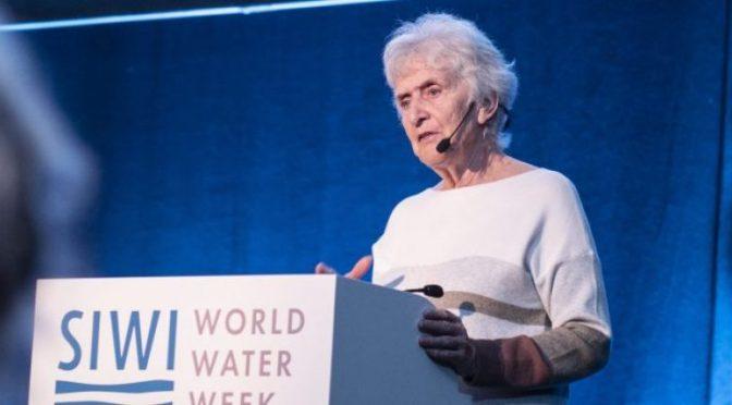 Estocolmo: Nuevo récord de participantes en la Semana Mundial del Agua (SIWI)