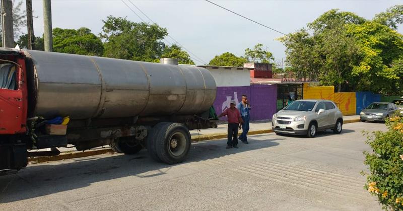 Tamaulipas: Interminable la crisis por falta de agua (Expreso.press)