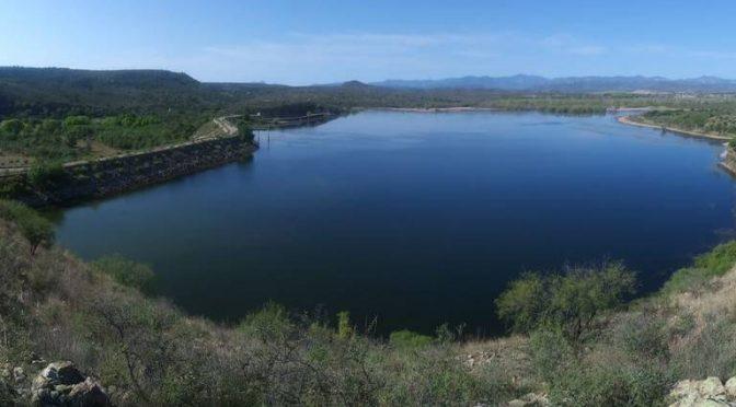 Chihuahua: Lluvias no incrementan nivel de la presa Parral (El Sol de Parral)