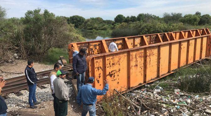 San Luis Potosí: Vigilan río Santiago ante posibles lluvias (Plano Informativo)