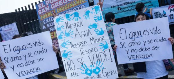 México: ¿Cómo defender las aguas de nuestra nación? (Aristegui noticias)